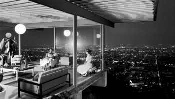 Julius Shulman. Casa Study House _ 22. 1960